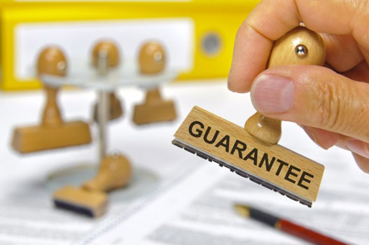 Personal Guarantee Settlement